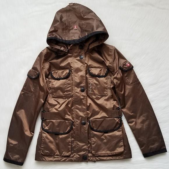NWOT Wellensteyn Revolution Bronze Winter Jacket